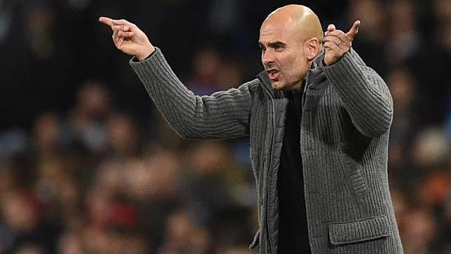 Pep Guardiola Tidak Suka Dengan Gol Penalti Hasil Dari Aksi Raheem Sterling