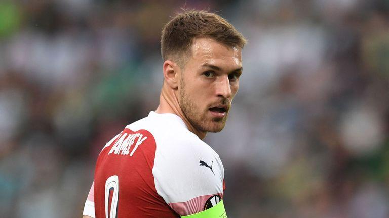 Juventus Tawarkan Gaji 11,7 Juta Euro Bagi Ramsey