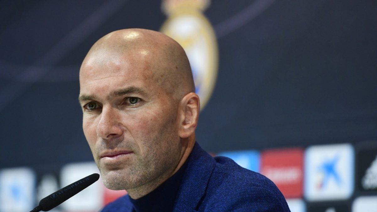 Berikut Klub Yang Bisa dilatih Oleh Zinedine Zidane