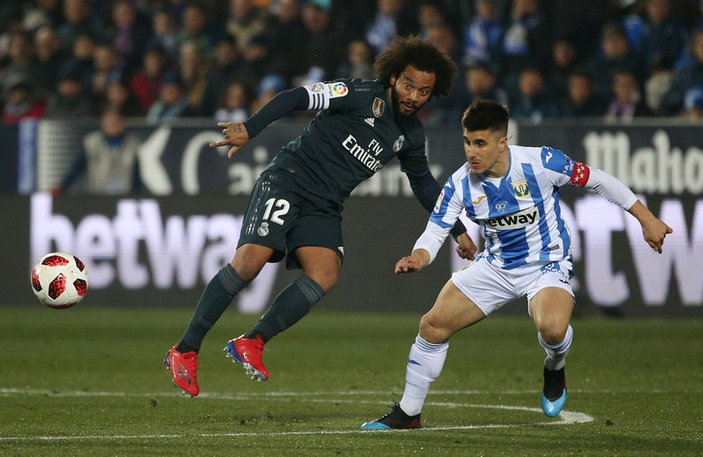 Hasil Pertandingan Leganes Vs Real Madrid Skor 1-0