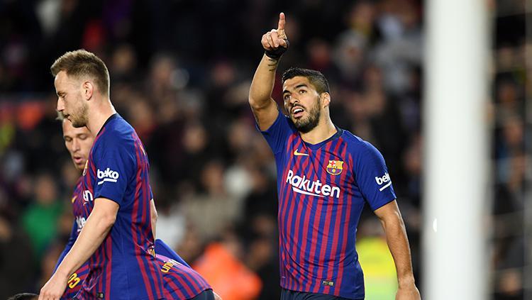 Hasil Pertandingan Barcelona Vs Eibar Skor 3-0