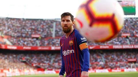 Rekor Gila Dari Messi Usai Hattrick
