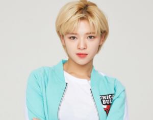 "Profil & Fakta HyeBin (해빈) ""MOMOLAND"""