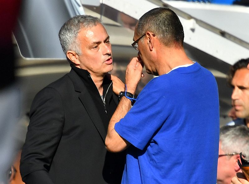 Mourinho Klaim Ingin Ke Chelsea Dan Bukan Madrid!