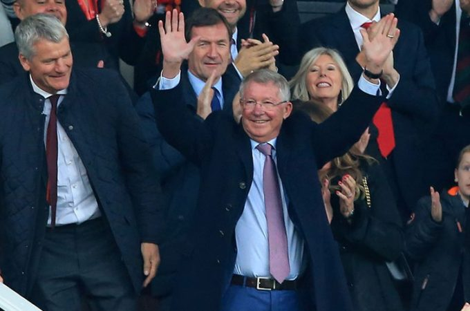 City Atau Liverpool ? Ini Dia Unggulan Sir Alex Ferguson !