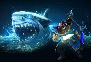 Kunkka Sang Kapten Bajak Laut Dota 2