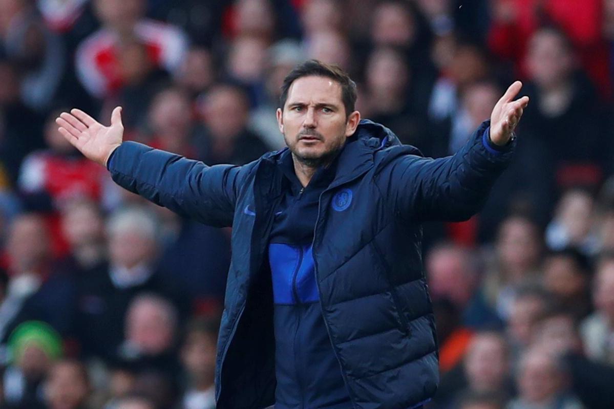Terkait Nasib Ross Barkley Dan Oliver Giroud, Frank Lampard Beri Kepastian