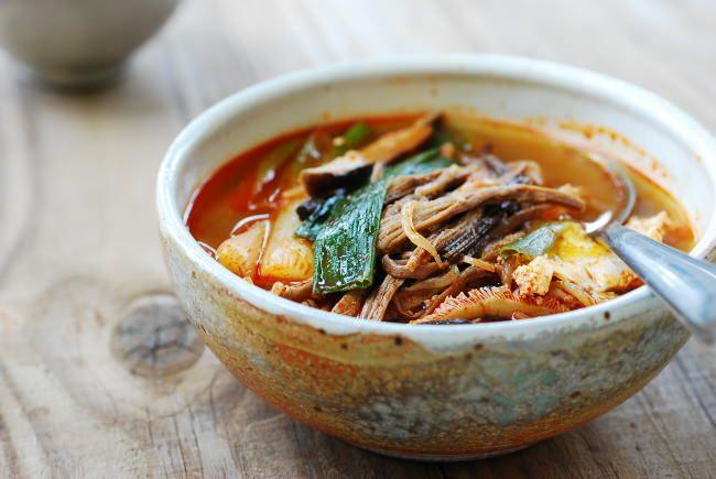 Makanan Khas Korea Yang Cocok Dinikmati Saat Hujan