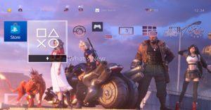 Final Fantasy 7 Remake Mengumumkan Tiga Tema Dynamic Untuk PS4