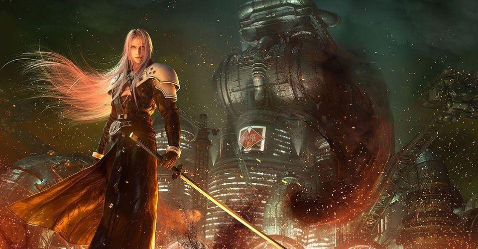 Bagaimana Cara Membuka Hard Mode Di Final Fantasy 7 Remake